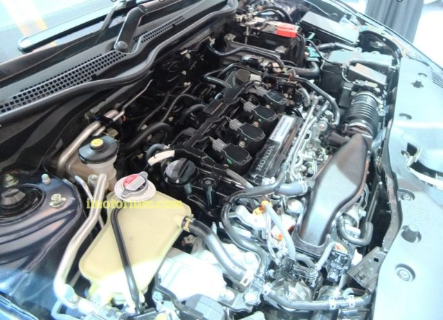 Foto IIMS 2016 - Imotorium Honda Civic Turbo (239)