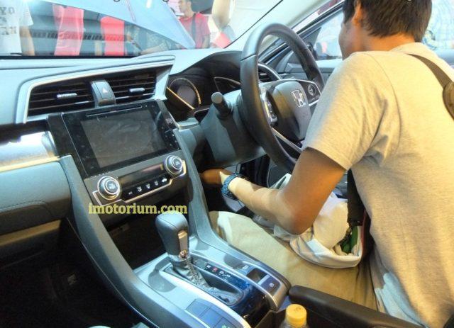 Foto IIMS 2016 - Imotorium Honda Civic Turbo (253)