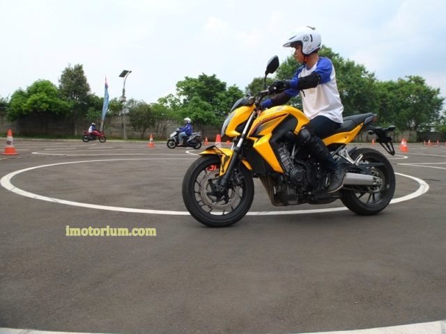 Safety Riding Wahana Honda - Jatake (128)