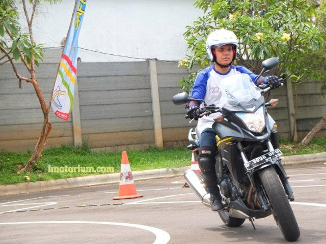 Safety Riding Wahana Honda - Jatake (218)