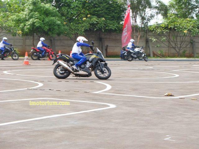 Safety Riding Wahana Honda - Jatake (24)