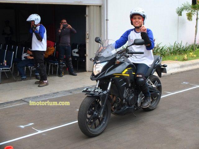 Safety Riding Wahana Honda - Jatake (246)
