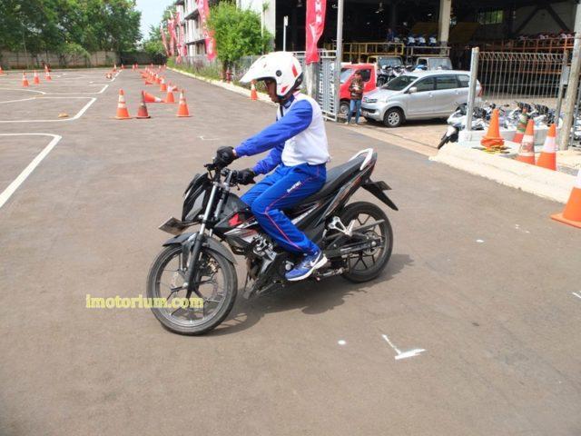 Safety Riding Wahana Honda - Jatake (56)