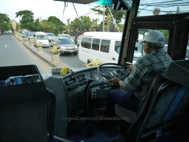 Bali Motor Wisata - BMW Interior 9