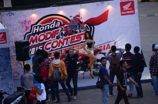 Honda Ladies Foto Contest