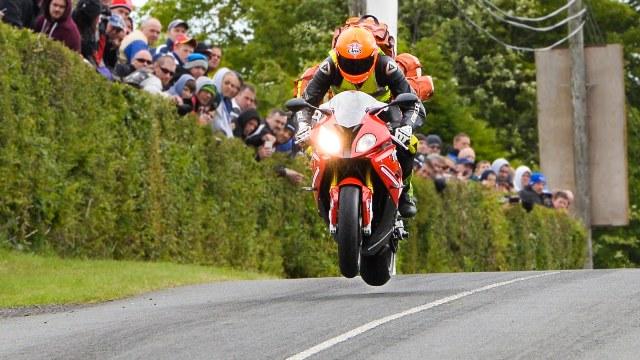 Irish Road Racing Doctor John Hinds - 1