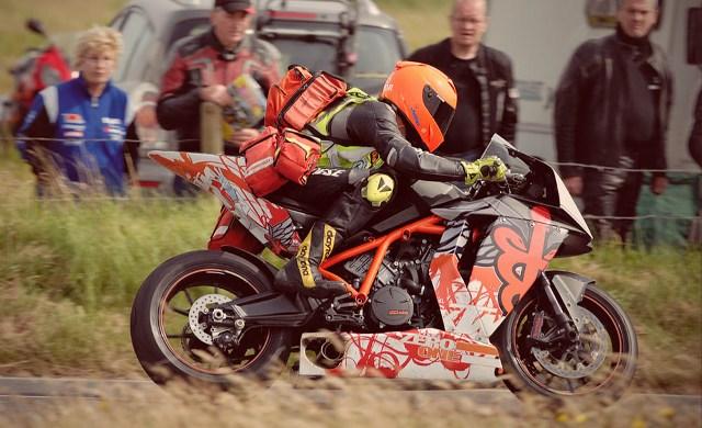 Irish Road Racing Doctor John Hinds - 3