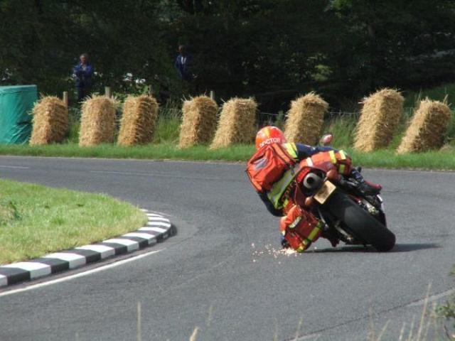 Irish Road Racing Doctor John Hinds - 7