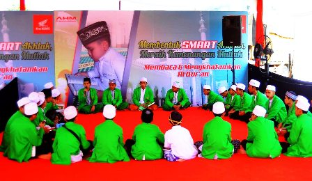 Religi - Safari Ramadhan Honda AHM