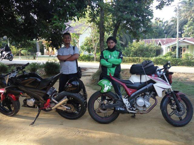 Gojek mudik Jakarta medan 13